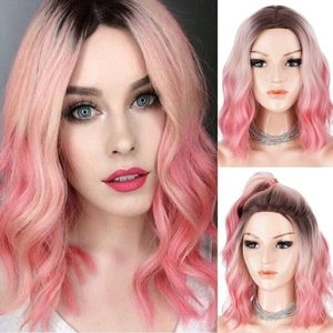"""Blooming Hair 12"""" High-Quality Wig."""